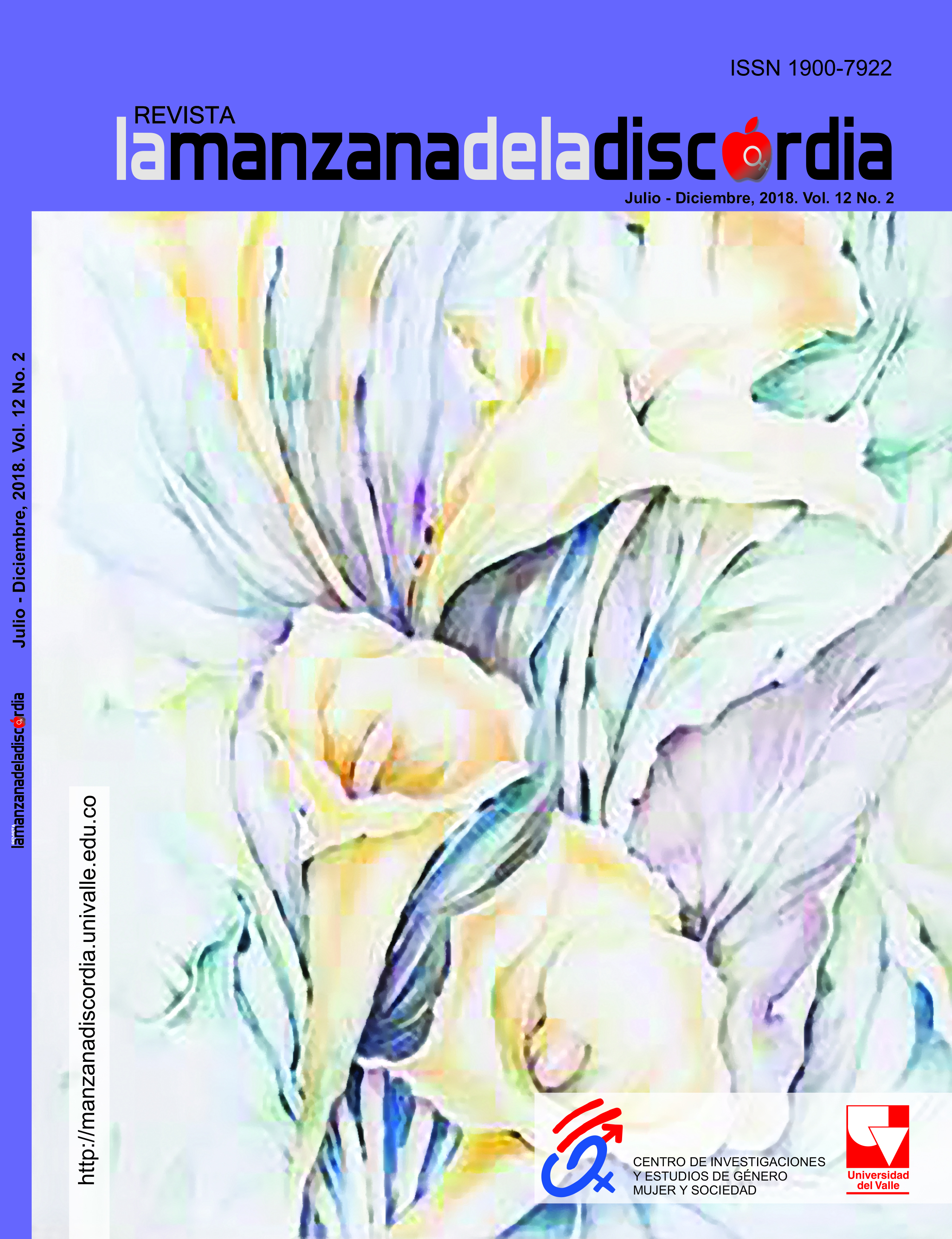 """Publicado el vol. 12, n. 2 (2017) de """"La manzana de la discordia""""."""